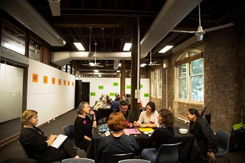 NAVA roundtable on commissioning public art