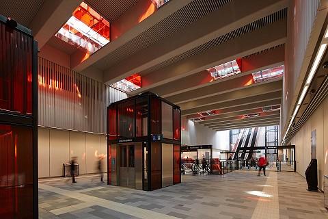 Commendation for Public Architecture - Metro North West