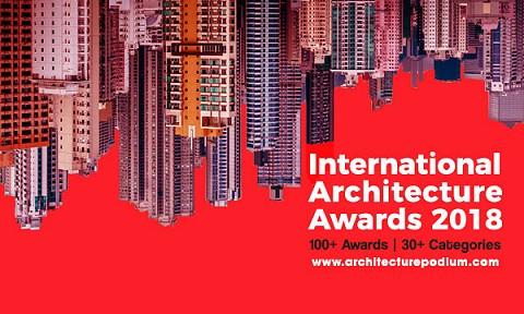 International Architecture Awards 2018